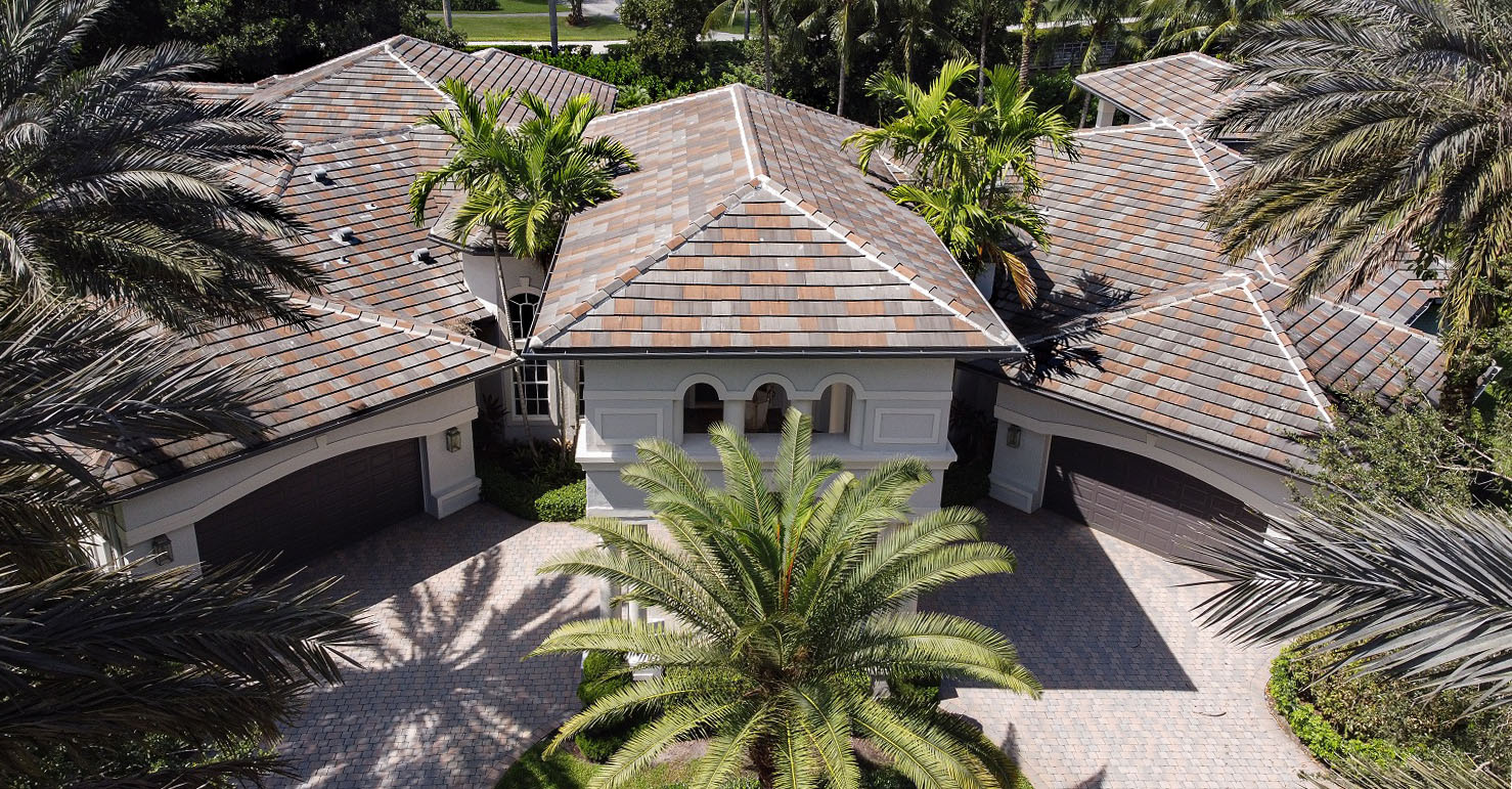 We are South Florida's roofing experts.